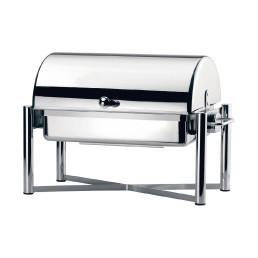GN-Chafing Dish GN 1/1 700 x 400 x 470 mm mit rollender Haube