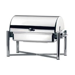 GN-Chafing Dish GN 1/1 700 x 400 x 470 mm mit rollender Haube