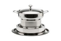 Suppenstation 9,00 l / ø 345 mm für Chafing Dish