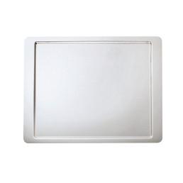 GN-Platte GN 2/1 ohne Griffe 650 x 530 x 15 mm