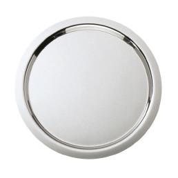 Ausstellplatte rund ohne Griffe ø 425 x 17 mm