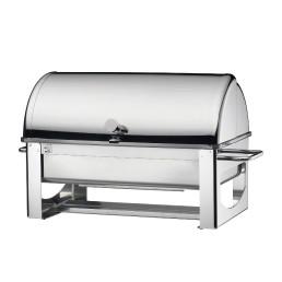 GN-Chafing Dish GN 1/1 660 x 380 x 380 mm mit Klapphaube