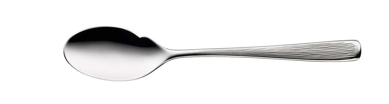 Mescana, Saucenlöffel französisch 195 mm versilbert