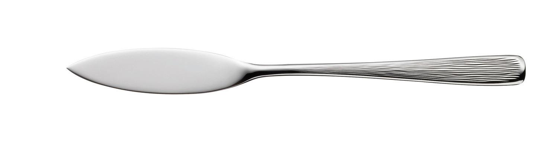 Mescana, Fischmesser 210 mm versilbert