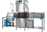 Durchschubspülmaschine PROFI AMXXL-10B / mit Wärmerückgewinnung