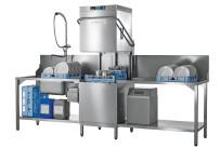 Durchschubspülmaschine Premax AUP mit integrierter Enthärtung 500 x 500 mm