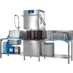 Durchschubspülmaschine PROFI AMXXL mit Wärmerückgewinnung / 600 x 500 mm