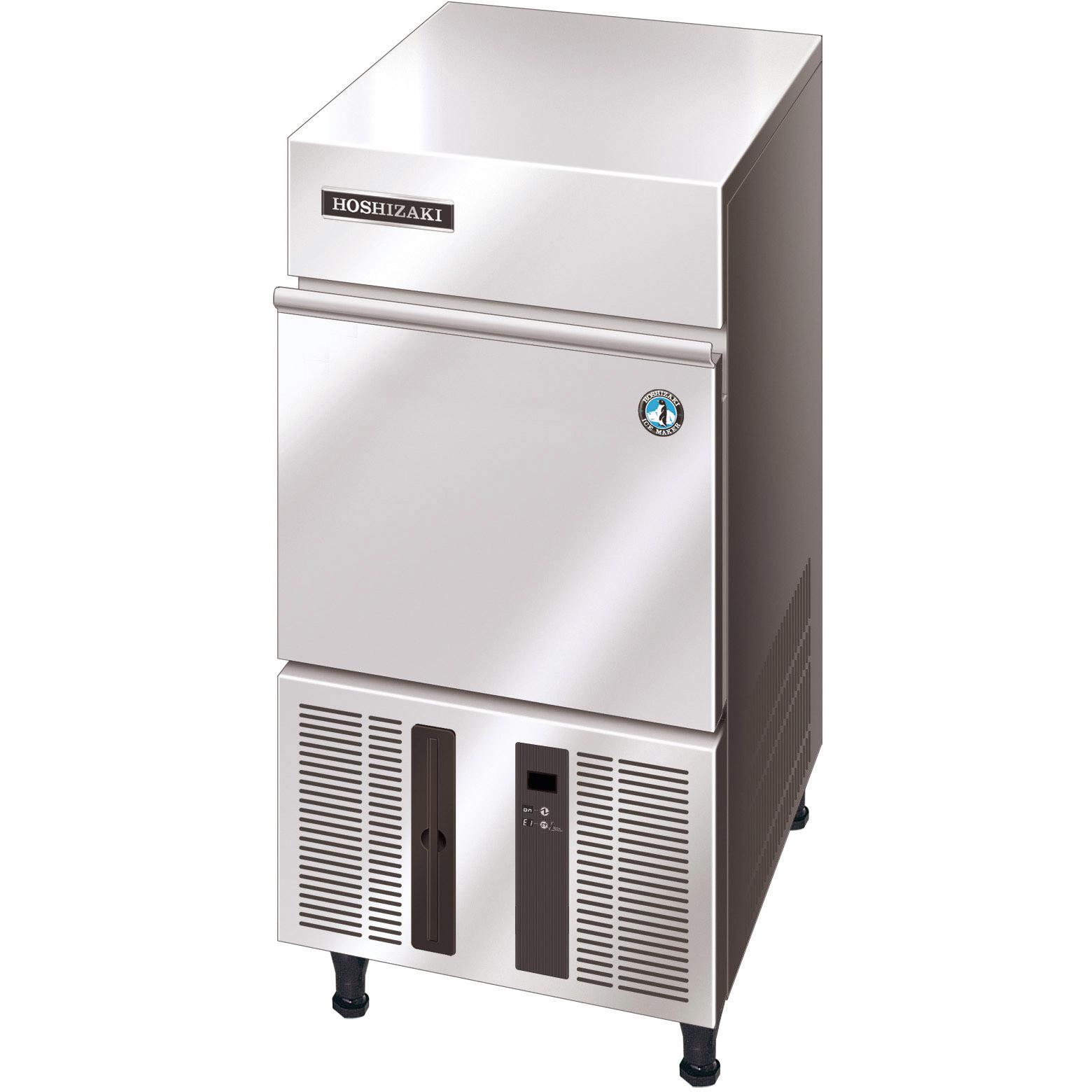 Eiswürfelbereiter IM-30 / 30,00 kg/24h / 11,50 kg Vorrat / Luftkühlung / L-Würfel
