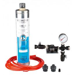 Wasser-Filter-System 4-HC-H-Single plus SchlauchKit