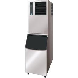 Modularer-Eiswürfelbereiter IM-130 / 125,00 kg/24h / separater Vorrat / L-Würfel