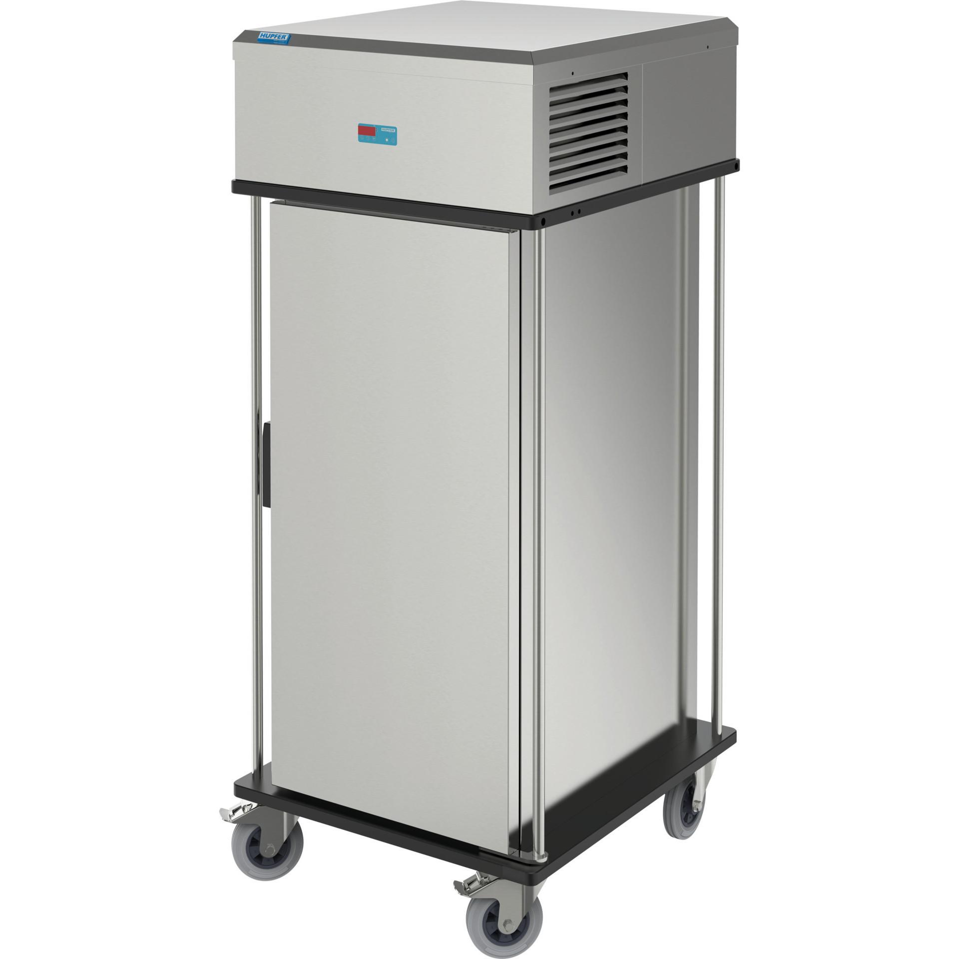 Köhler Bankettwagen Umluft gekühlt für 40 x GN 1/1 Edelstahl