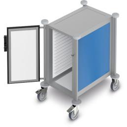 Speisentransportbox für 15 x GN 1/1 Basic 1 Fach Höhenraster 37,5 mm