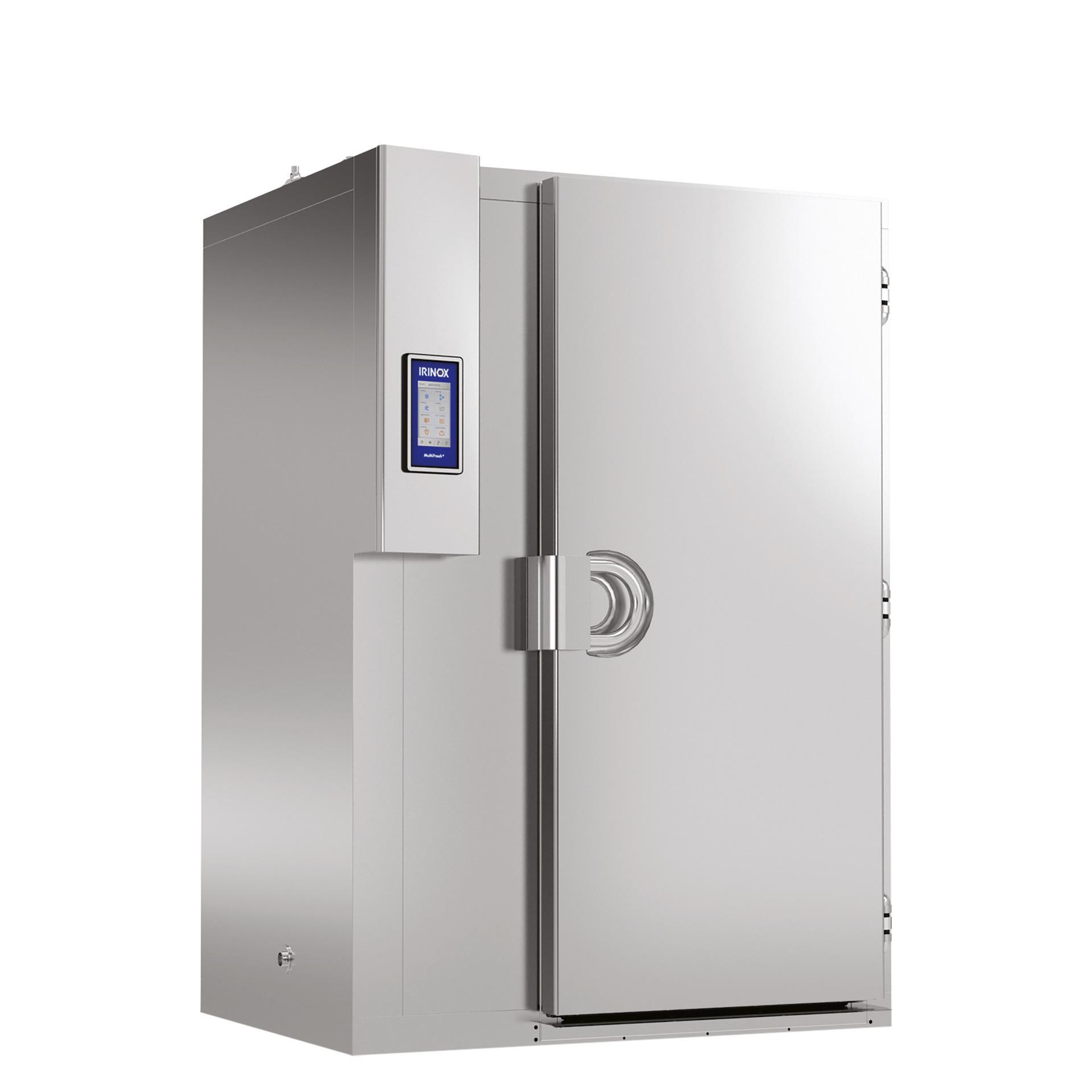 Schnellkühler / Schockfroster 20 x GN 2/1 / luftgekühlt / Leistung 130,00 kg