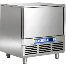 Schnellkühler / Schockfroster 4 x GN 1/1 65 mm tief / luftgekühlt / Leistung 20,00 kg