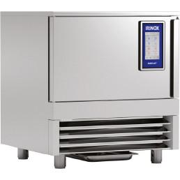 Schnellkühler / Schockfroster 4 x GN 1/1 Leistung 25,00 kg + Warmfunktion
