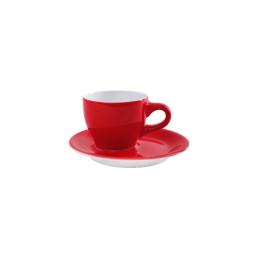 Café Sommelier 2.0, Kaffeetasse 0,14 l rot