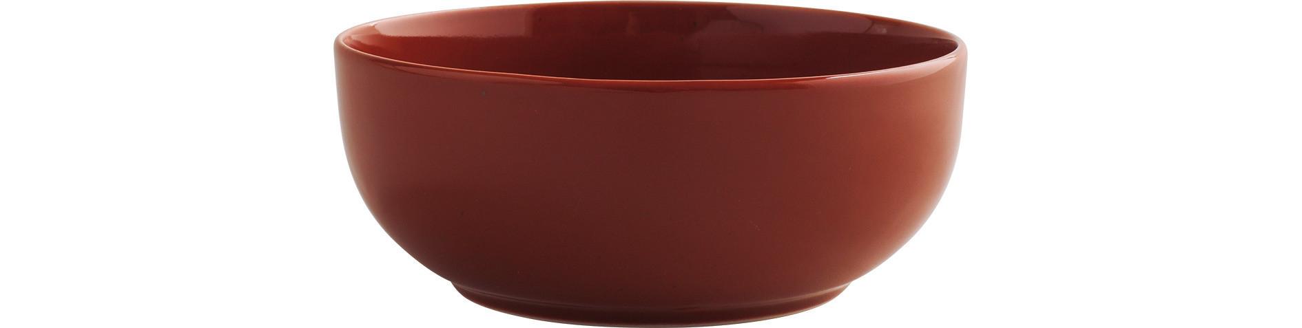 Homestyle, Schüssel rund ø 165 mm / 0,79 l siena red