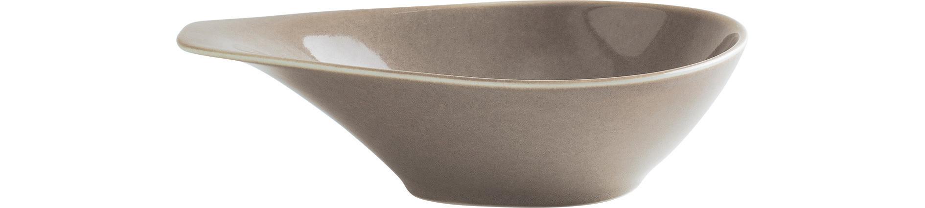 Homestyle, Schale mit Griff 210 x 144 mm / 0,40 l desert sand