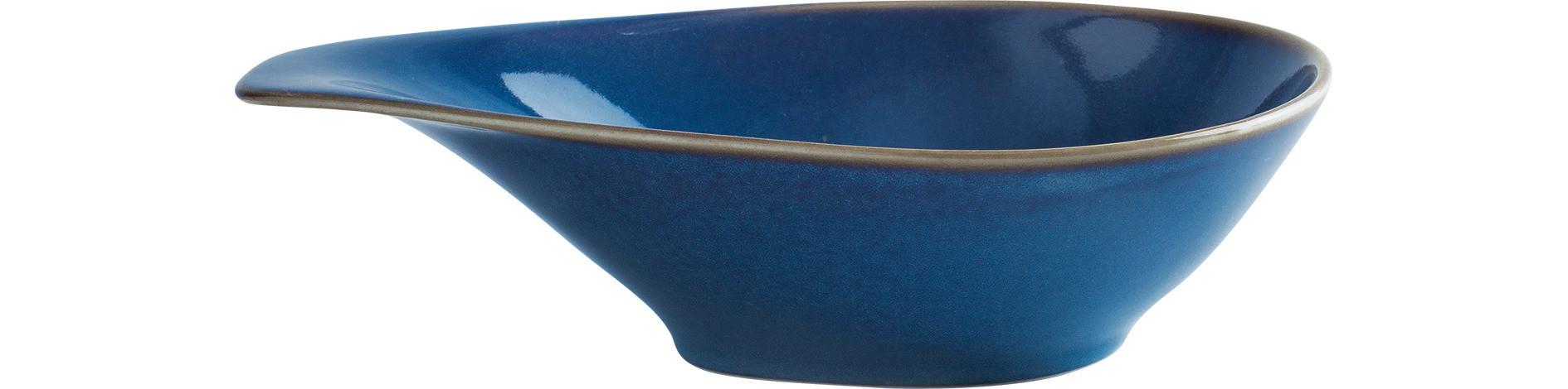 Homestyle, Schale mit Griff 237 x 162 mm / 0,60 l atlantic blue