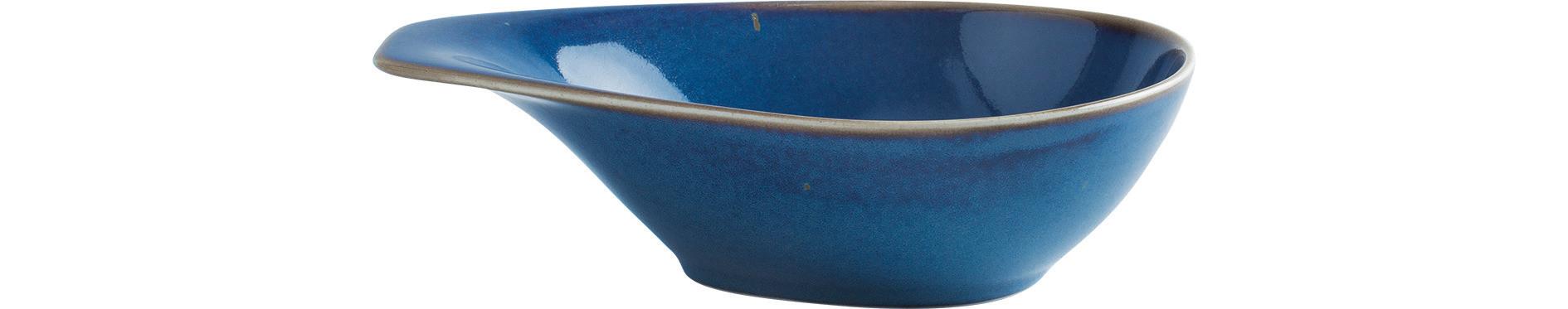Homestyle, Schale mit Griff 178 x 127 mm / 0,25 l atlantic blue