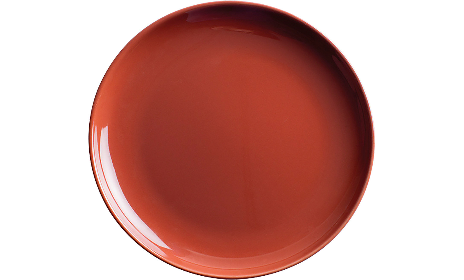 Homestyle, Frühstücksteller ø 210 mm siena red