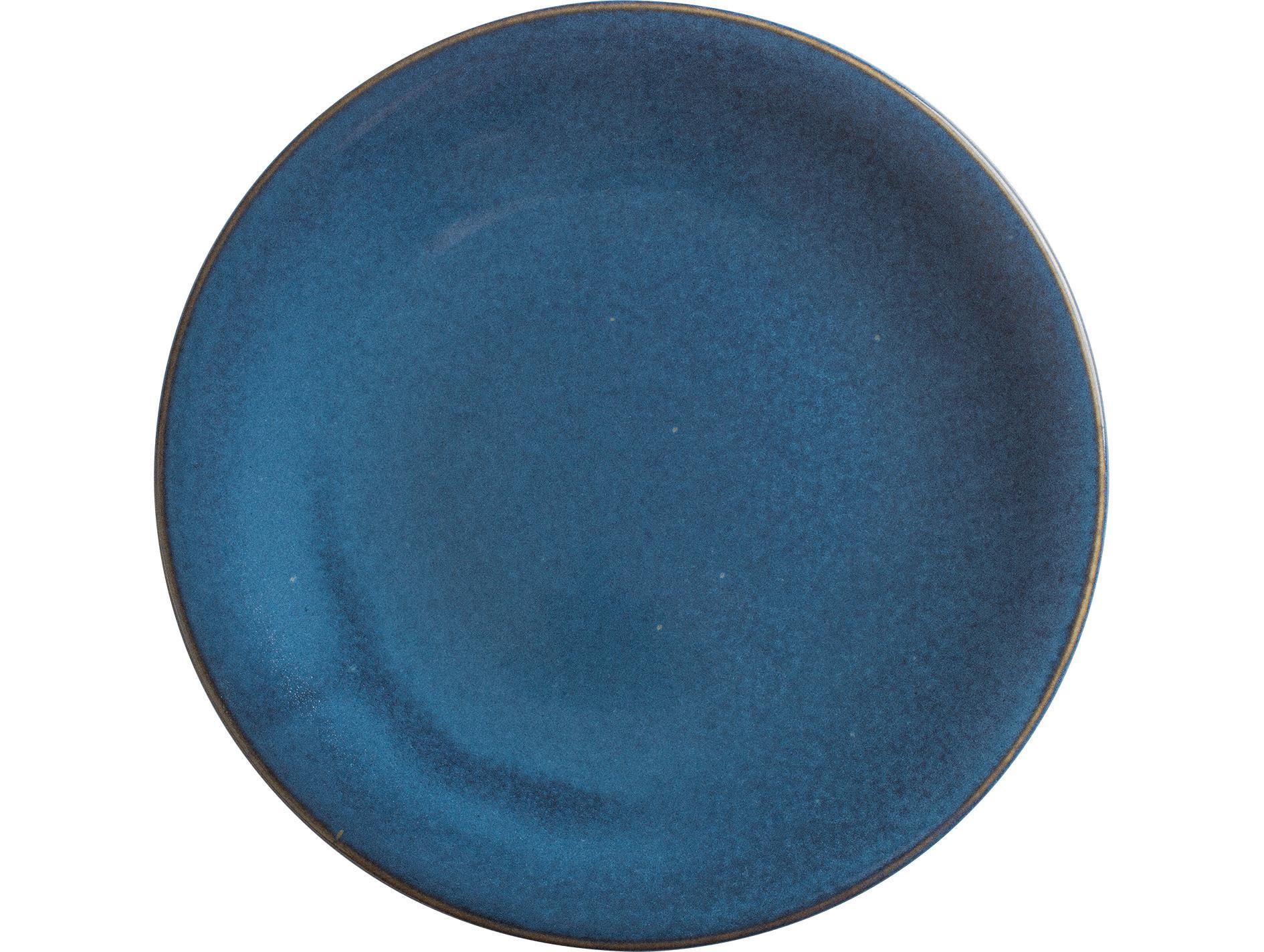 Homestyle, Essteller ø 257 mm atlantic blue