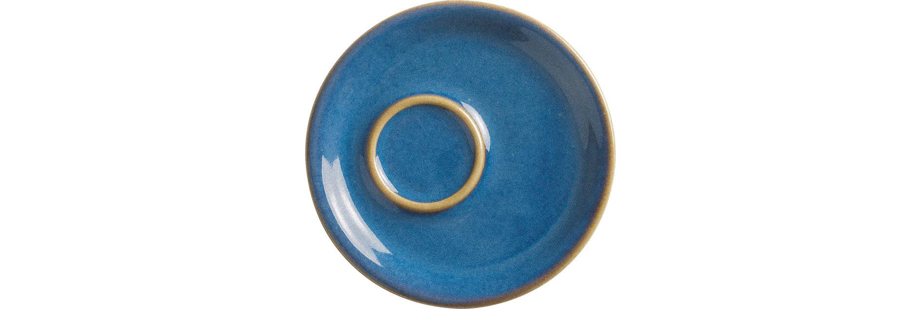 Homestyle, Espresso Untertasse ø 115 mm atlantic blue