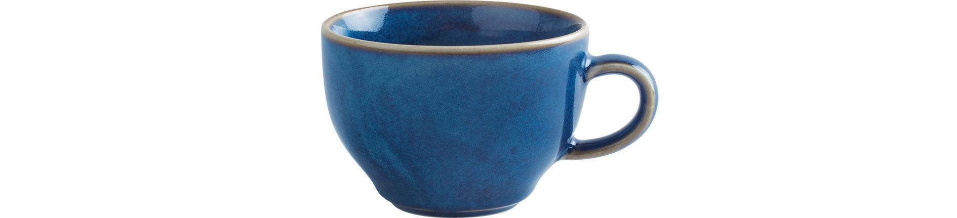 Homestyle, Cappuccinotasse International ø 96 mm / 0,23 l atlantic blue