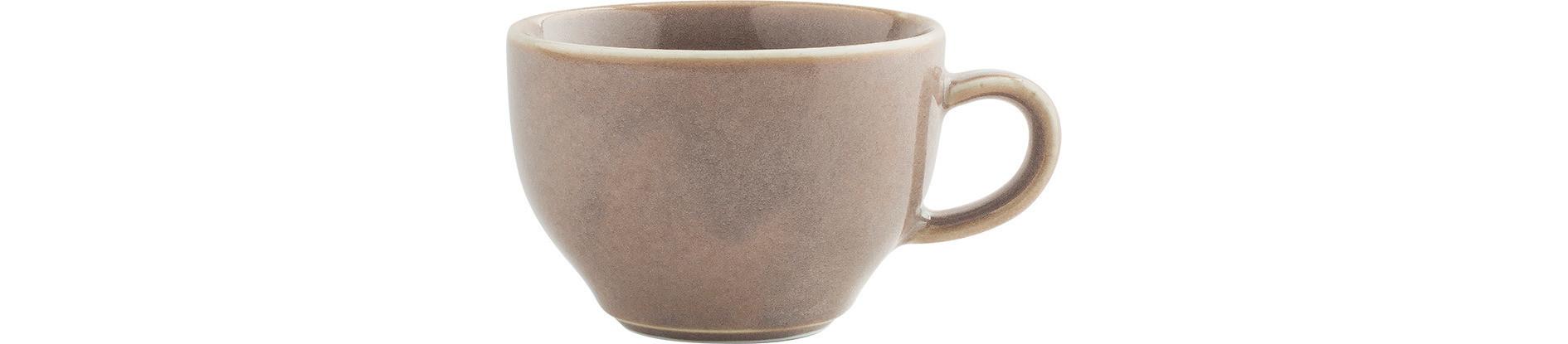Homestyle, Cappuccinotasse International ø 96 mm / 0,23 l desert sand