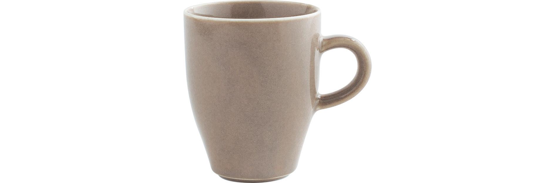 Homestyle, Kaffeebecher ø 85 mm / 0,32 l desert sand