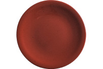 Homestyle, Essteller ø 257 mm siena red