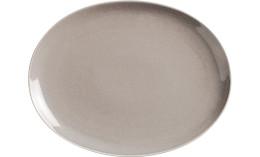 Homestyle, Platte oval 320 x 254 mm desert sand