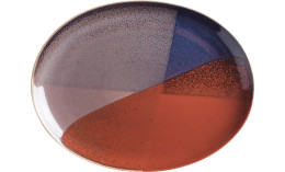 Homestyle, Platte oval 320 x 254 mm colours of nature