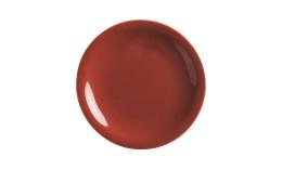 Homestyle, Brotteller ø 157 mm siena red