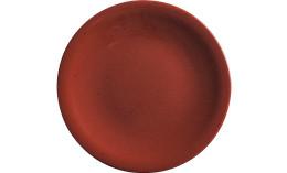 Homestyle, Essteller ø 257 mm siena red
