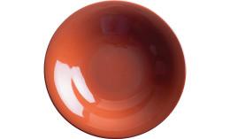 Homestyle, Pastateller ø 220 mm siena red
