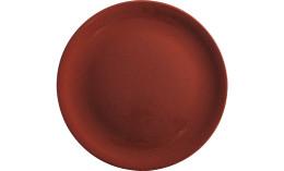 Homestyle, Pizzateller ø 310 mm siena red