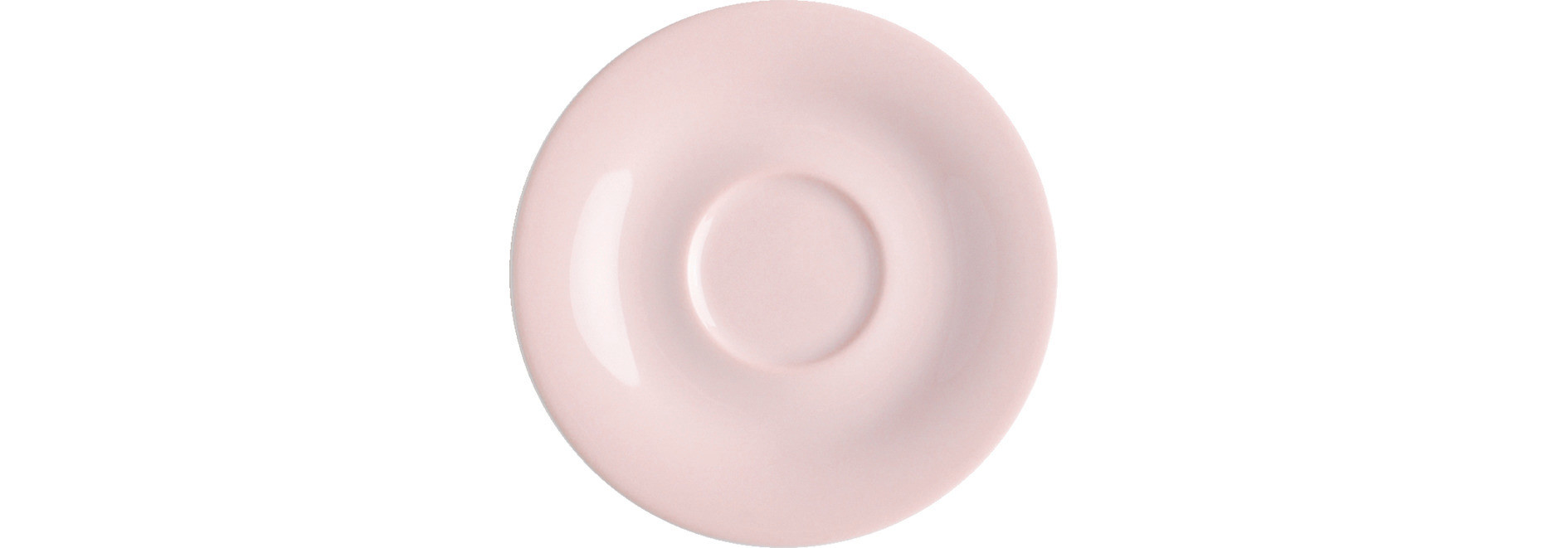 Pronto, Untertasse ø 120 mm rosé
