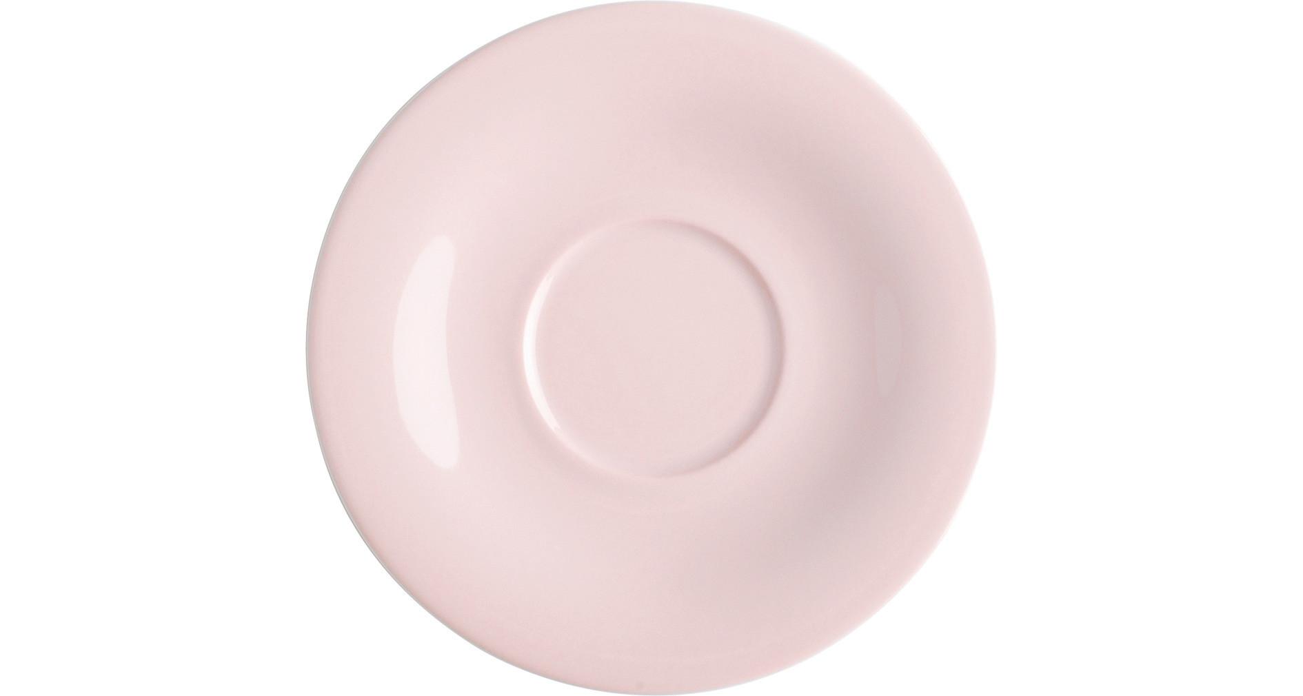 Pronto, Untertasse ø 180 mm rosé