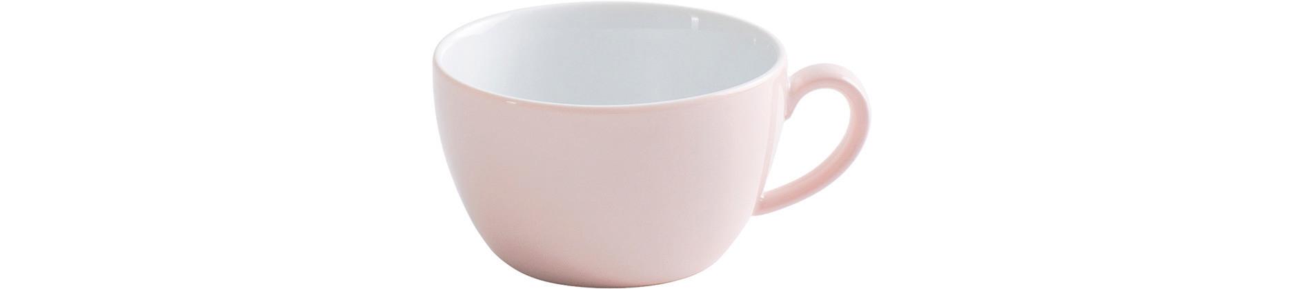Pronto, Cappuccinotasse ø 94 mm / 0,25 l rosé