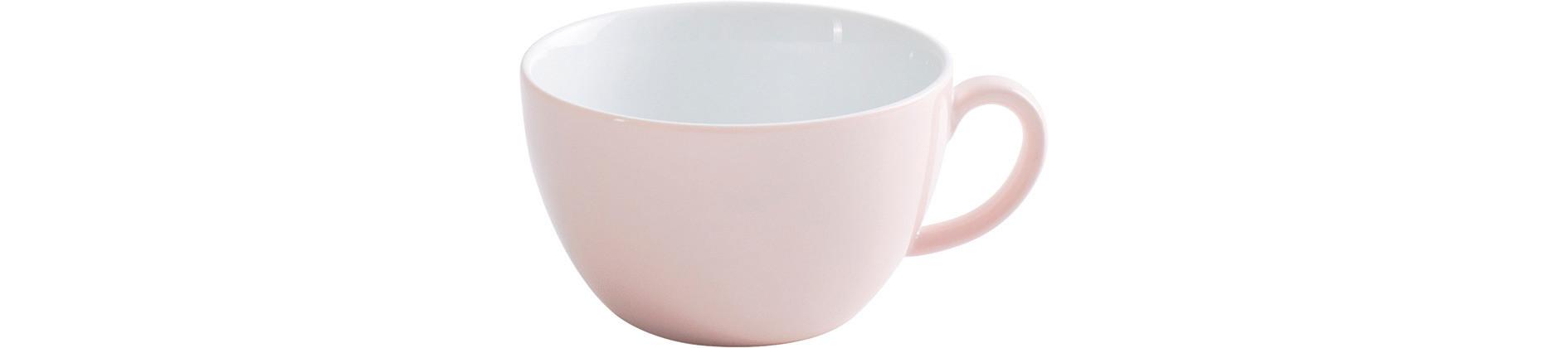 Pronto, Kaffeetasse ø 84 mm / 0,16 l rosé