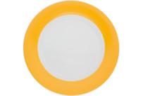Pronto, Teller flach ø 300 mm orange-gelb