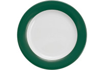 Pronto, Teller flach ø 230 mm opalgrün