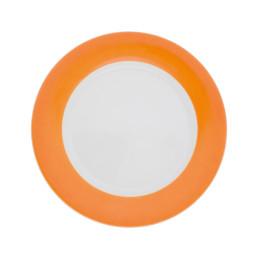 Pronto, Teller flach ø 300 mm orange
