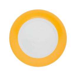 Pronto, Teller flach ø 260 mm orange-gelb
