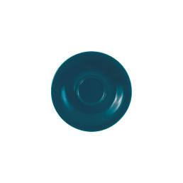 Pronto, Untertasse ø 150 mm grün-blau