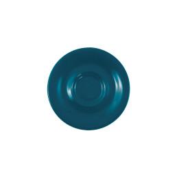 Pronto, Untertasse ø 160 mm grün-blau