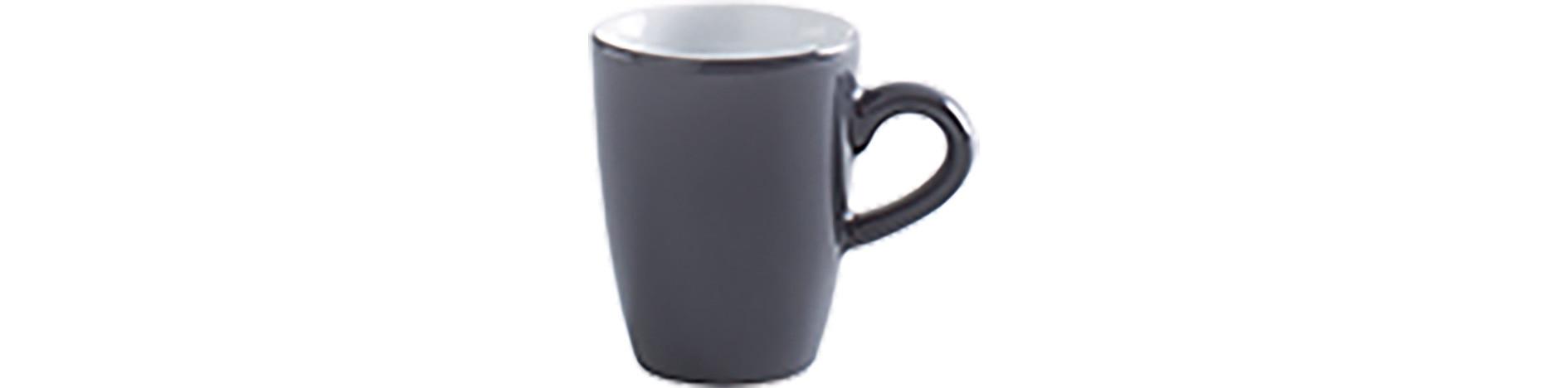 Pronto, Espressotasse hoch ø 56 mm / 0,10 l anthrazitgrau