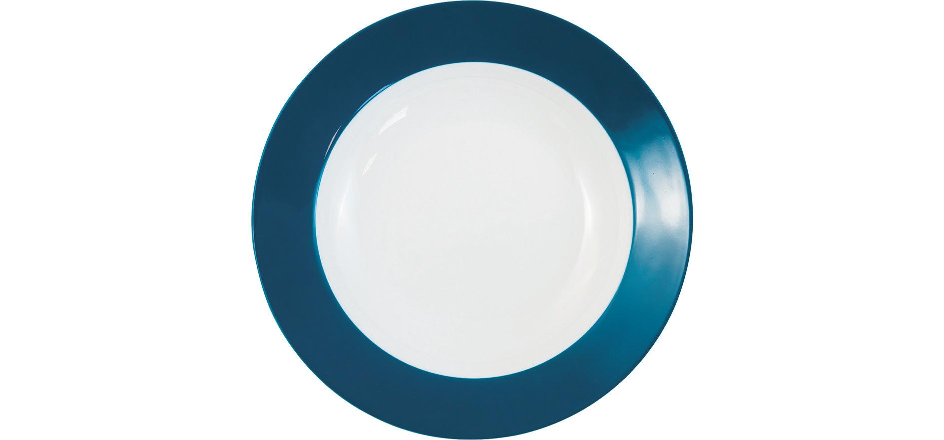 Pronto, Teller flach ø 160 mm grün-blau