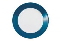 Pronto, Teller flach ø 205 mm grün-blau